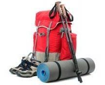 Material y equipo Campamento de verano