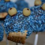 Talleres cake pops