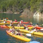 Campamento multiaventura en España