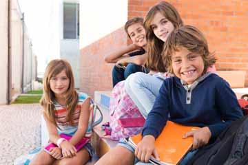 campamentos urbanos en colegios de Madrid