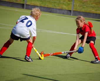 Hockey hierba para niños