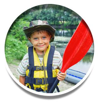 Campamentos de verano para niños y adolescentes