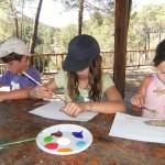 talleres de campamento
